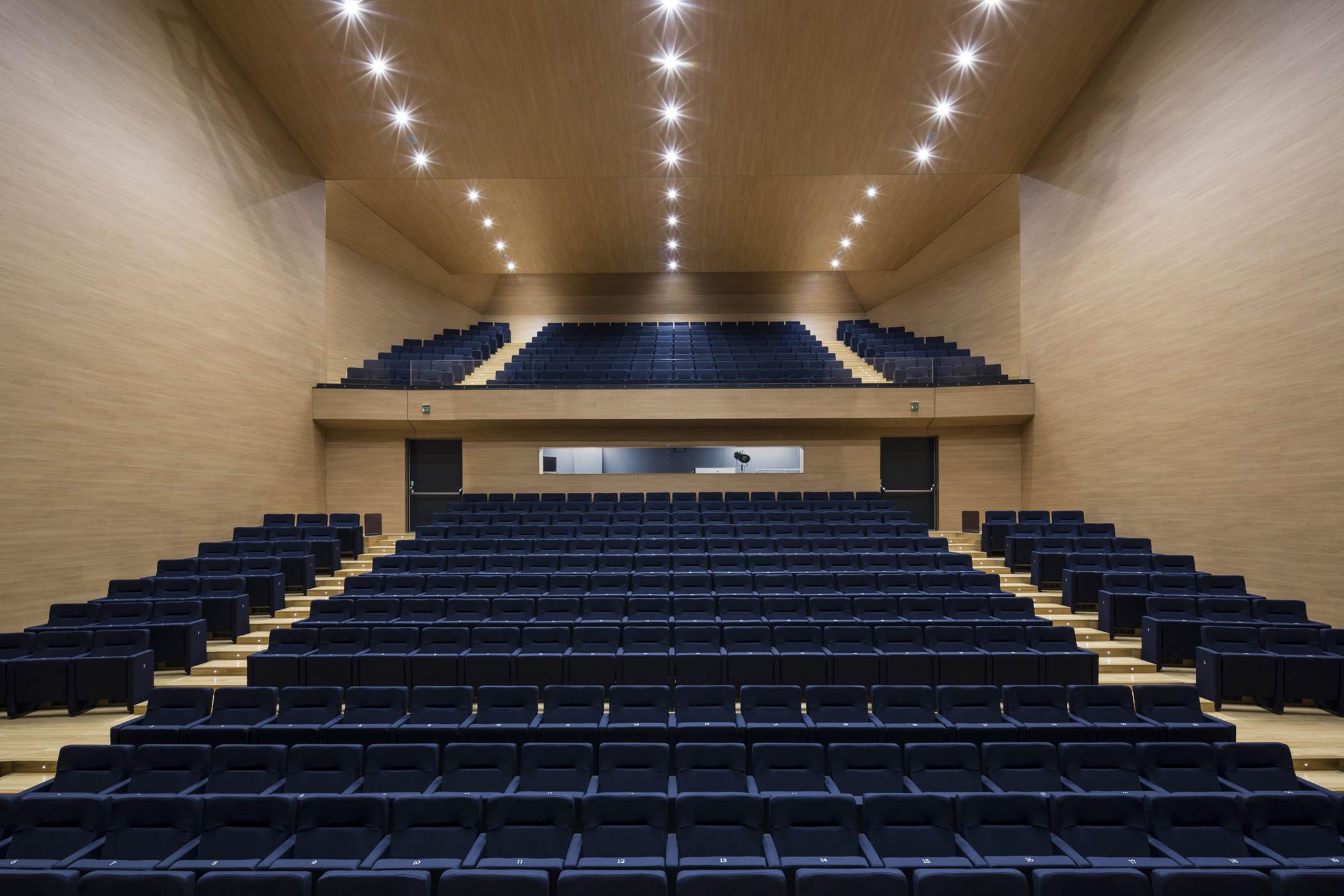 Teatro Astra - Interno