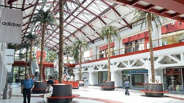 Centro commerciale Freccia Rossa Brescia