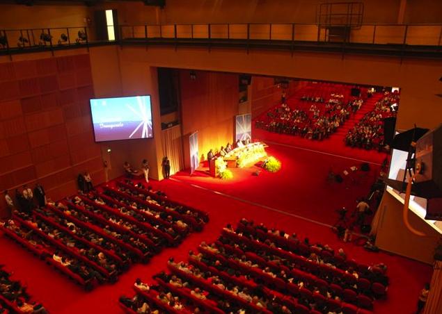 Centro Congressi- Magazzini Cotone Genova