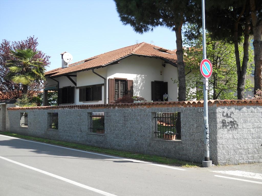 Villa Assandri Nerviano - Prima