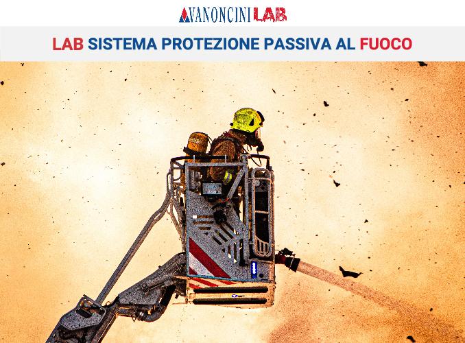 LAB SISTEMA PROTEZIONE PASSIVA AL FUOCO CARATE BRIANZA (MB)