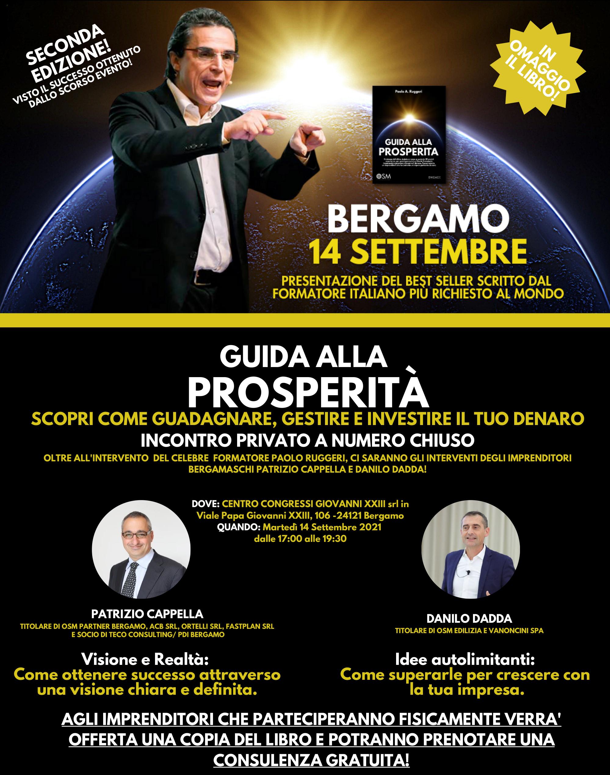 Paolo Ruggeri - Seconda Edizione - Guida alla Prosperità