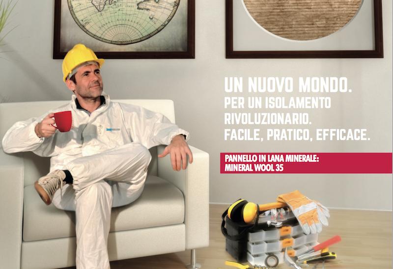 Mineral Wool: lavora per te!