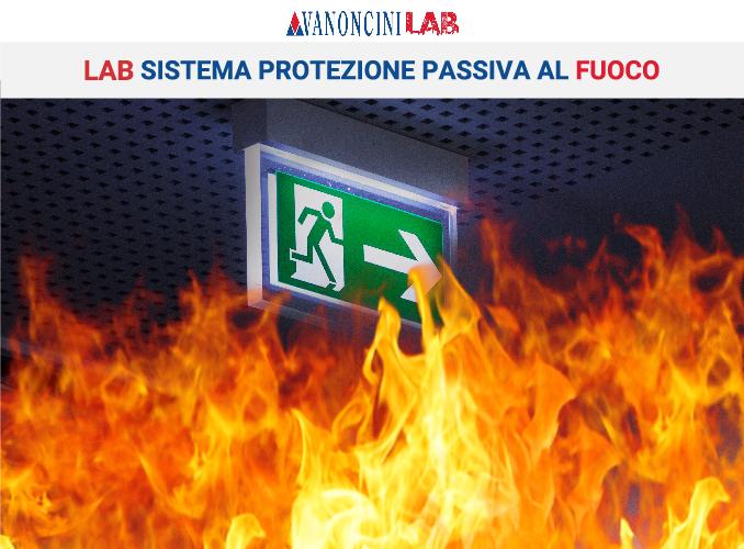 LAB SISTEMA PROTEZIONE PASSIVA AL FUOCO RHO (MI)