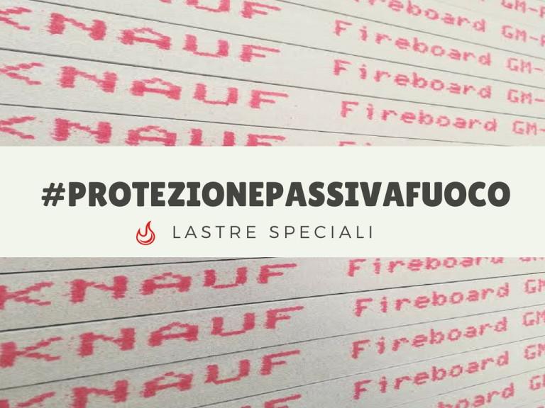 Protezione passiva al fuoco | Le lastre speciali | Febbraio