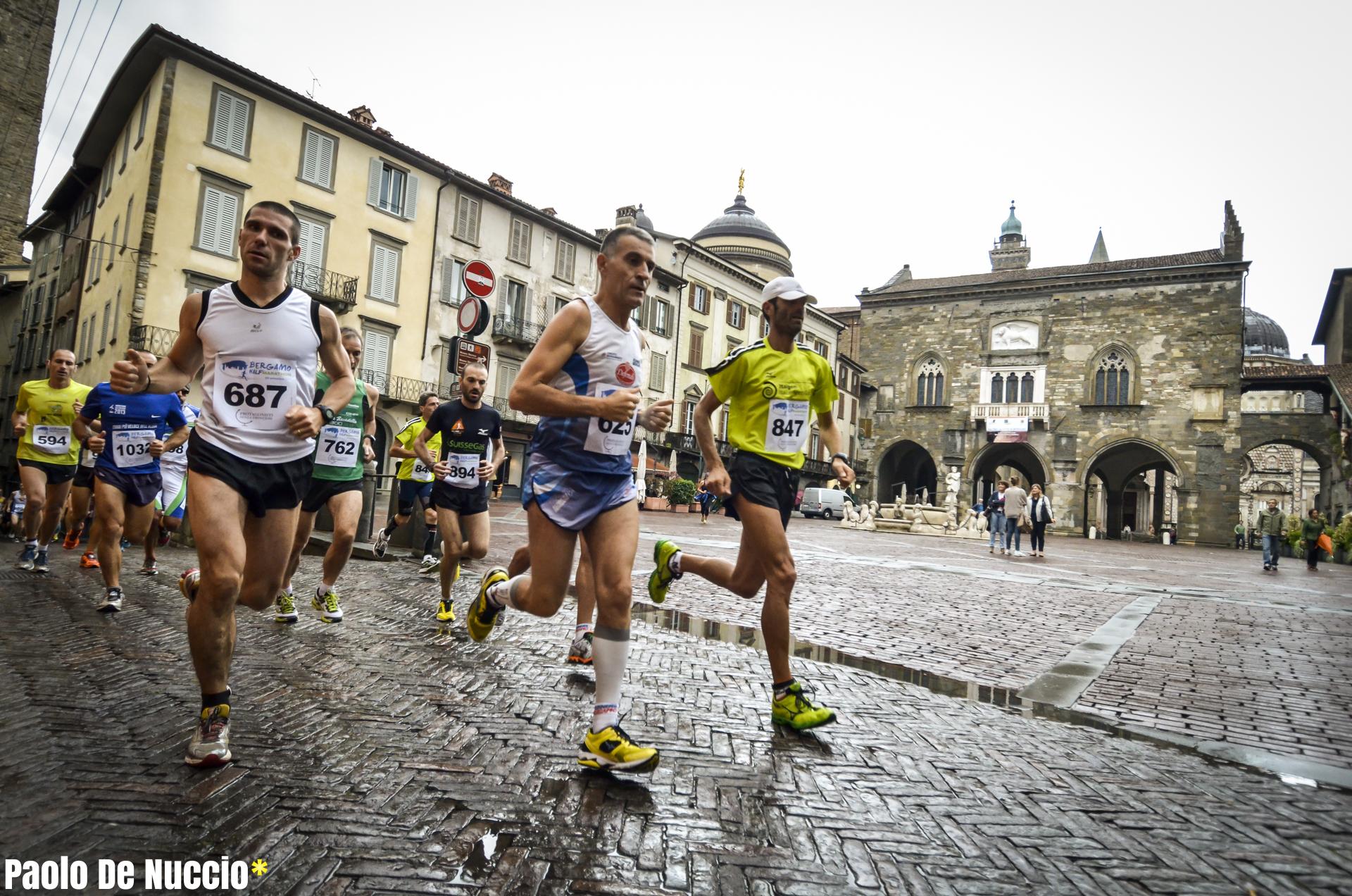 Mezza maratona BergamoMezza maratona Bergamo