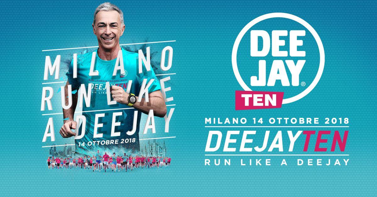 Milano Deejay Ten 2018