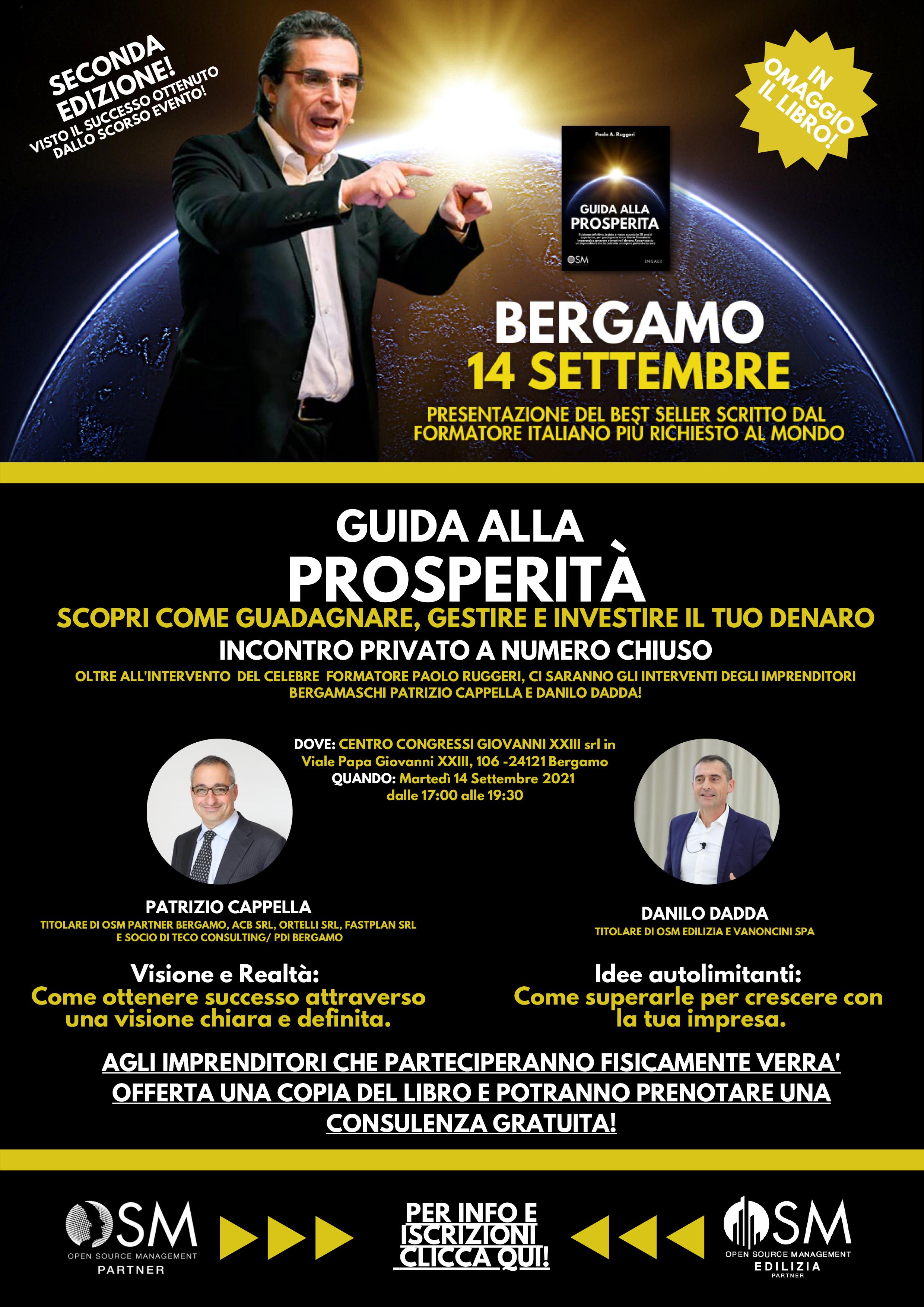 Paolo Ruggeri Guida alla Prosperità