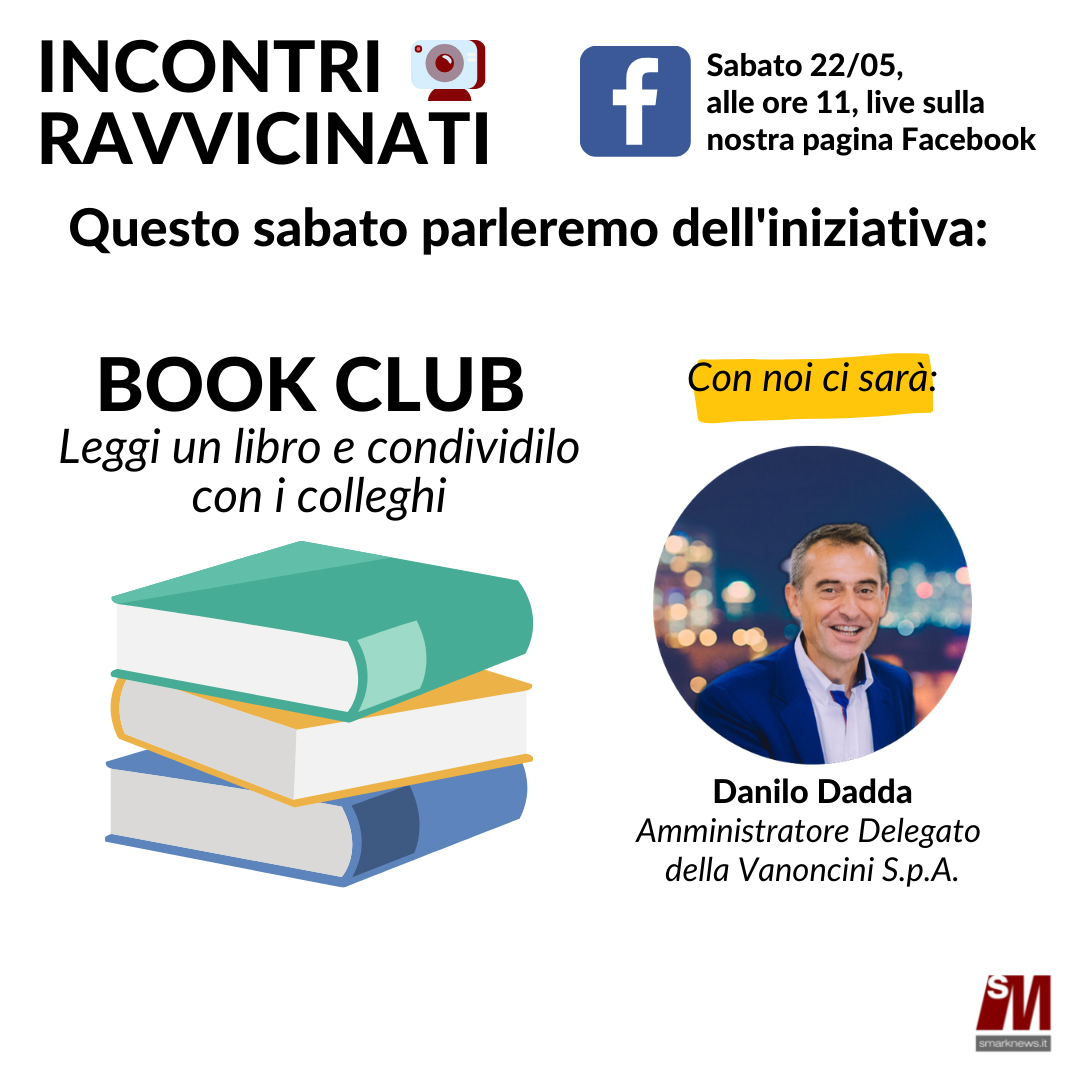 Smart Marketing - Live social Sabato 22 Maggio