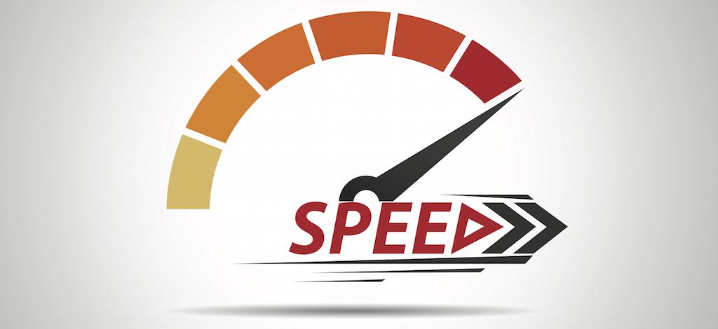 velocità sistema a secco