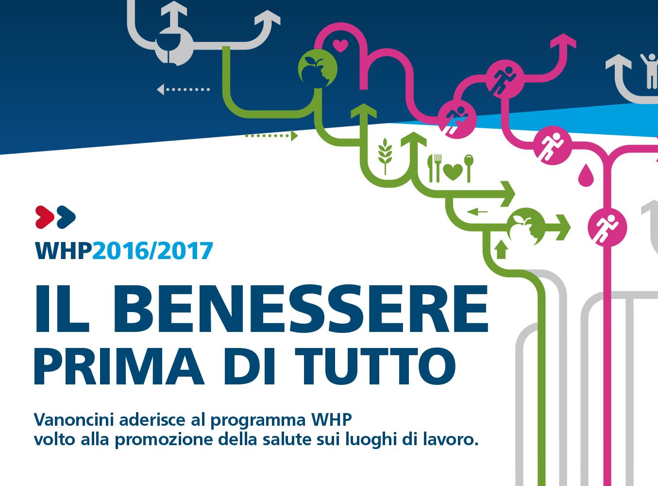 Bergamo pioniera del programma WHP