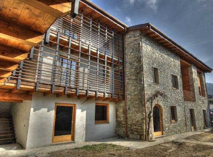 Riqualificazione edifici storici