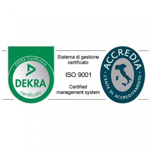 Certificato ISO 9001_2015