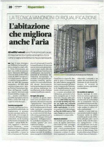 Riqualificazione energetica edifici_Vanoncini