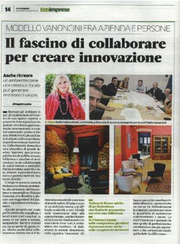 Il fascino di collaborare per creare innovazione