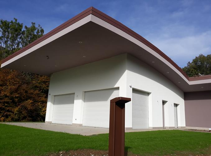 villa carpenteria metallica