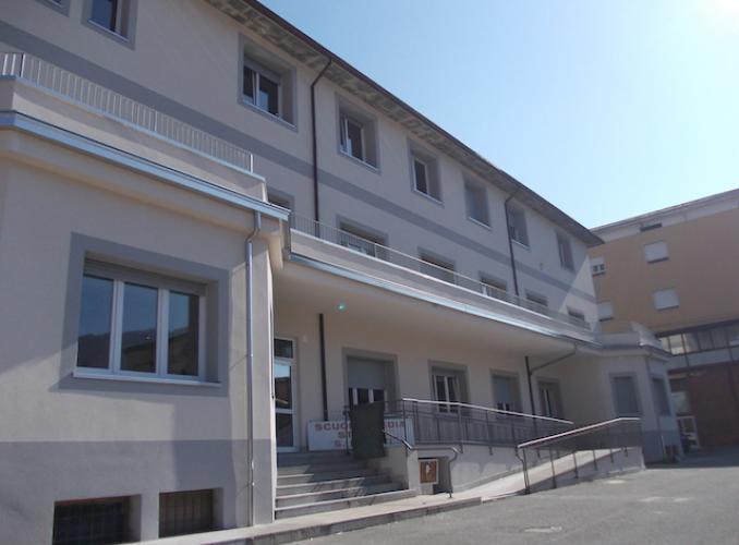 Scuola media Lumezzane (Bs)