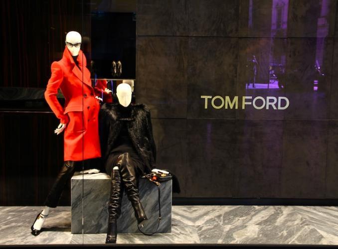 Tom Ford Showroom