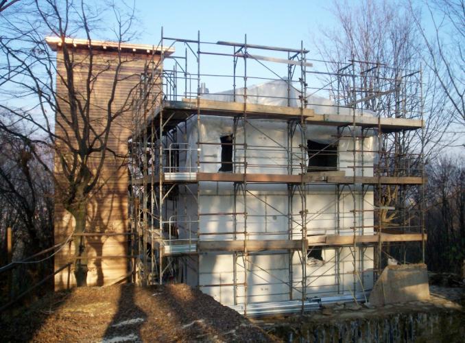 Roccolo Migola- Edificio rurale Bergamo