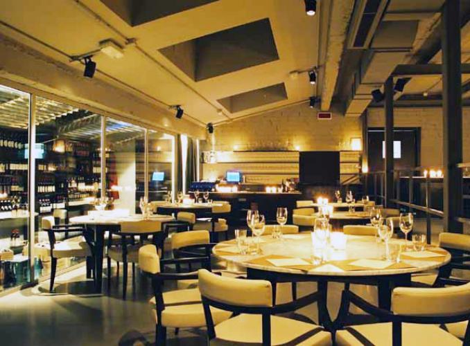 Teatro Out Off: ristorante