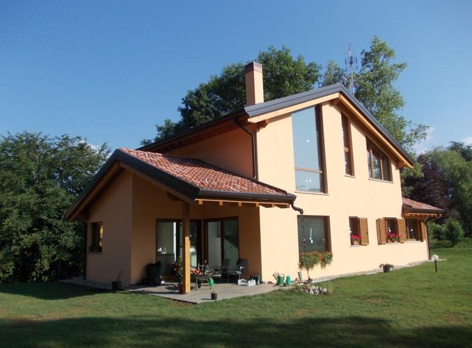 Villa Personeni Sant'Omobono Terme