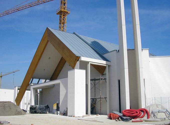 Centro religioso di Curno