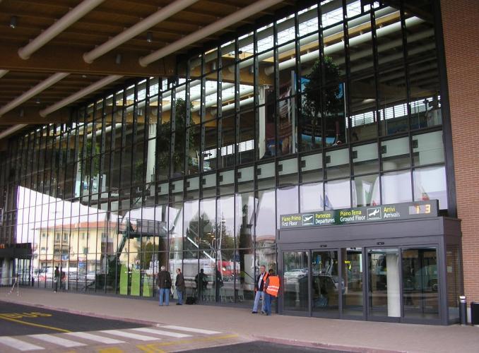 Aeroporto Treviso A.Canova