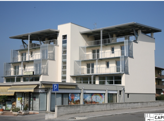 Condominio Ziqqurat Montichiari