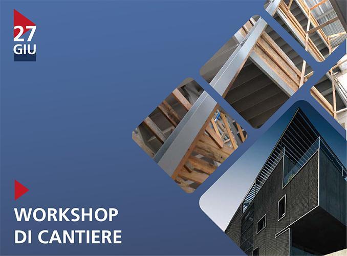 Workshop edificio pluripiano con struttura in acciaio