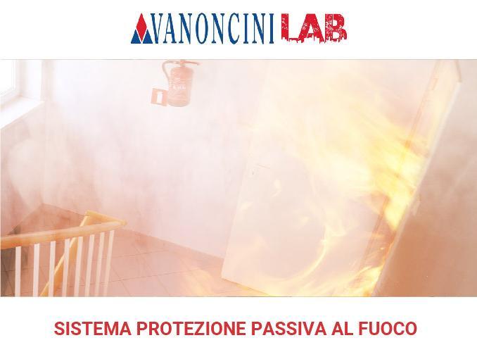 protezione passiva al fuoco