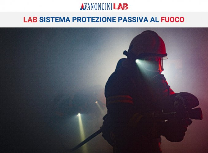 LAB SISTEMA PROTEZIONE PASSIVA AL FUOCO PANTIGLIATE (MI)