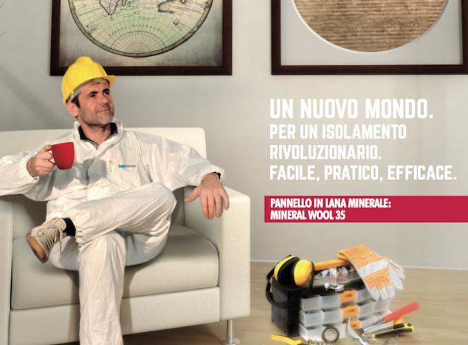 Mineral Wool: un nuovo mondo