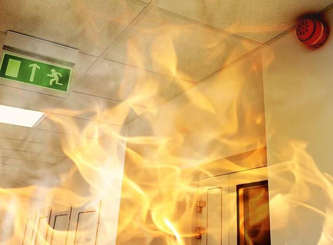Sistema protezione passiva (antincendio)