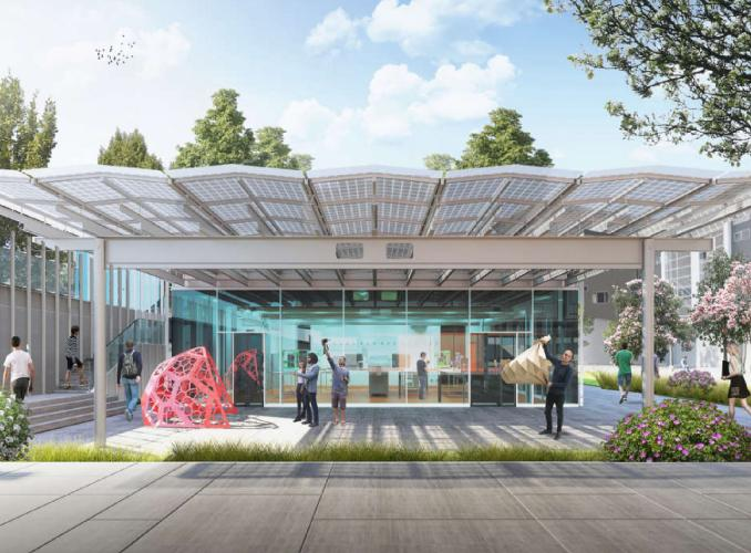 PoliMi_campus_architettura