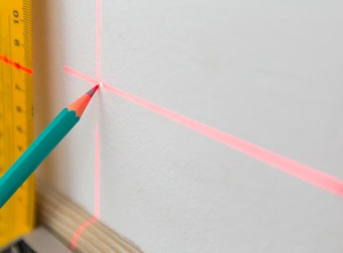 Strumenti di misura e laser